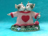 Fitz and Floyd Mouse Figurine Tigard, 97223