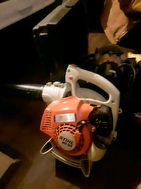Stihl weedeater and blower package