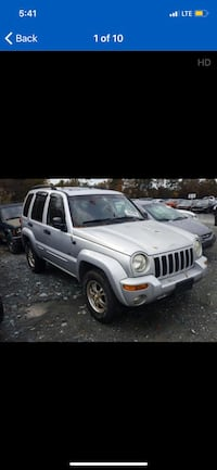 Jeep - Liberty - 2002 29 km