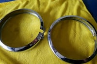 Harley trim rings for cruiser West Springfield, 01089