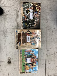 One Piece Anime puzzles Shelbyville, 37160