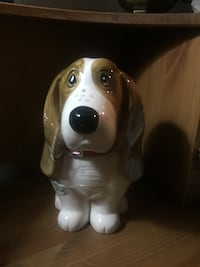 Dog Cookie Jar Alexandria