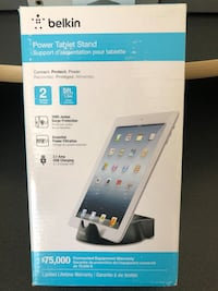 Power Tablet Stand