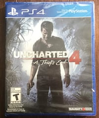 Uncharted PS4 GAME UNOPENED Toronto, M6M