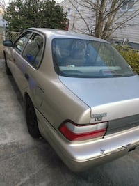gray Peugeot 5-door hatchback Germantown, 20874