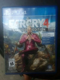 Farcry 4 PS4 Barley played Burnaby, V5A 4X9
