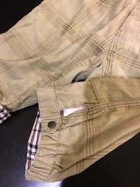Burberry pants kid size 3 Gaithersburg, 20879