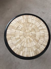 Bombay accent side table Calgary, T3B 5M1