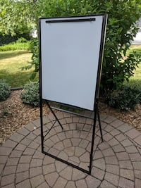 Whiteboard Easel Adjustable/Collapsible for Presentations  Caledon