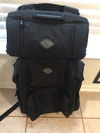 Harley Davidson Motorcycle Luggage Sterling, 20165