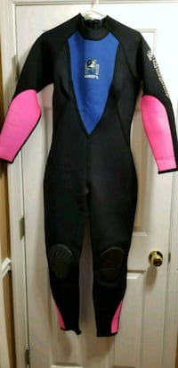 Women's Harvey black midweight wetsuit Capitol Heights, 20743