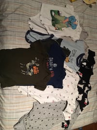 Lot of 6m baby boy clothes Mississauga, L5J 1E1
