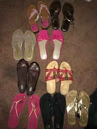 Woman's name brand shoes