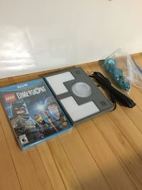 Lego dimensions wii u sealed disk. You get what you see. Mirabel, J7N