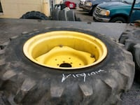 Used tractor tires 11.2-24 Nokesville, 20181