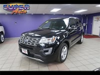 2016 Ford Explorer XLT Denver