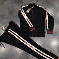 2 Gucci tracksuits never worn will sell separately!!!!