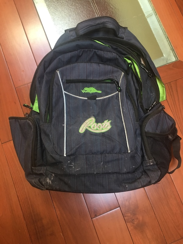 00989e769db6 black and green Under Armour backpack usado en venta en Calgary - letgo