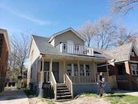 For rent 2Bd 1bath with balcony Detroit