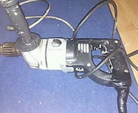 black and gray corded power tool Carson, 90745