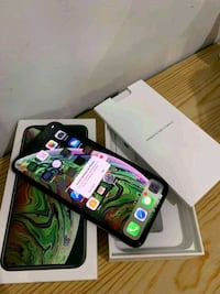 Black iPhone xmax for sale