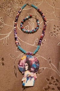 multicolor necklace set Virginia Beach, 23464