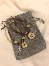 Guess leather bracelet Calgary, T2Y 4R6