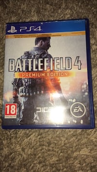 Battlefield 4 PS4 Saint-Genis-Laval, 69230
