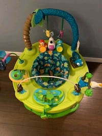 Excellent condition exersaucer Maple Ridge