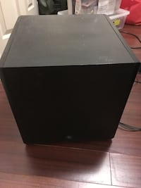 Subwoofer, Tower Speakers, Digital Receiver Home Audio Vancouver, V5K 4Z7
