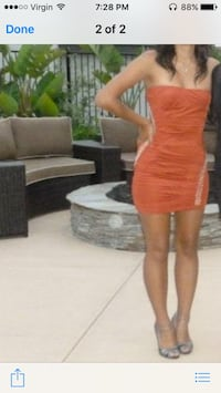 Fitted dress San Marcos, 92069
