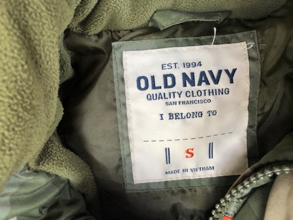 3a5699e7f3 Used Old Navy snow jacket size small (6 7) for sale in San Jose - letgo