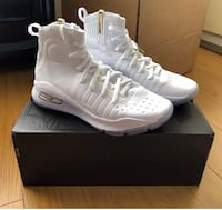 Under armour curry 4 championship size 9