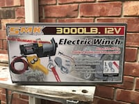 Electric winch Windsor