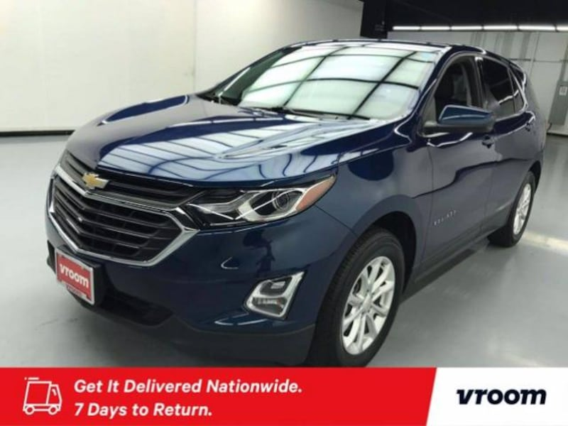 2019 Chevy Chevrolet Equinox Pacific Blue Metallic hatchback ce9ace93-e325-477a-bbdb-81a424fea978