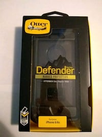 New OtterBox Defender Case for iPhone 6/6s Tysons, 22102