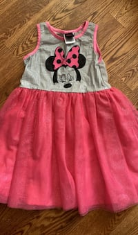 Girls dress size 4T Toronto, M1E 4B3