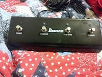 Ibanez guitar foot switch