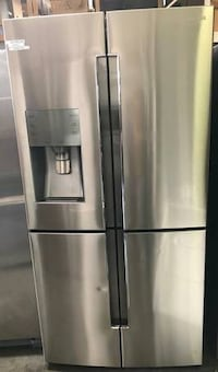stainless steel french door refrigerator HERNDON