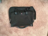 Black Swiss gear laptop bag Surrey, V3V 6A8