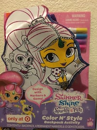 Shimmer and Shine Color N Style toy Henderson, 89052