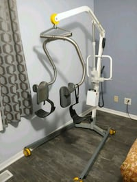 Sure hands Medical lift Electric in excellent cond 284 mi