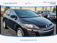 2011 MAZDA CX-7 for sale Las Vegas