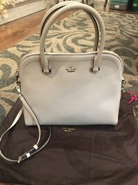 BNWT Authentic Kate Spade Crisp Linen Cameron Street Margot Purse Oshawa, L1K 1W7