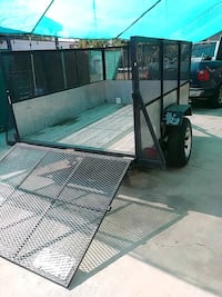 Trailer 6x8 Riverside, 92503