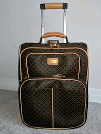 Suitcase and matching handbag Burlington, L7T 2V6