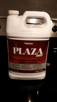 plaza plus floor wax  Chatham-Kent, N7M 6A4