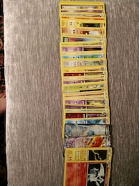 40 Pokemon cards Great Falls