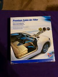 New Cabin Air Filter Middle River