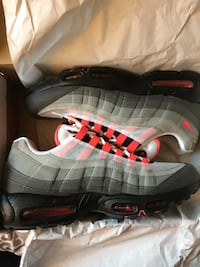 Air Max 95 solor red Downey, 90241